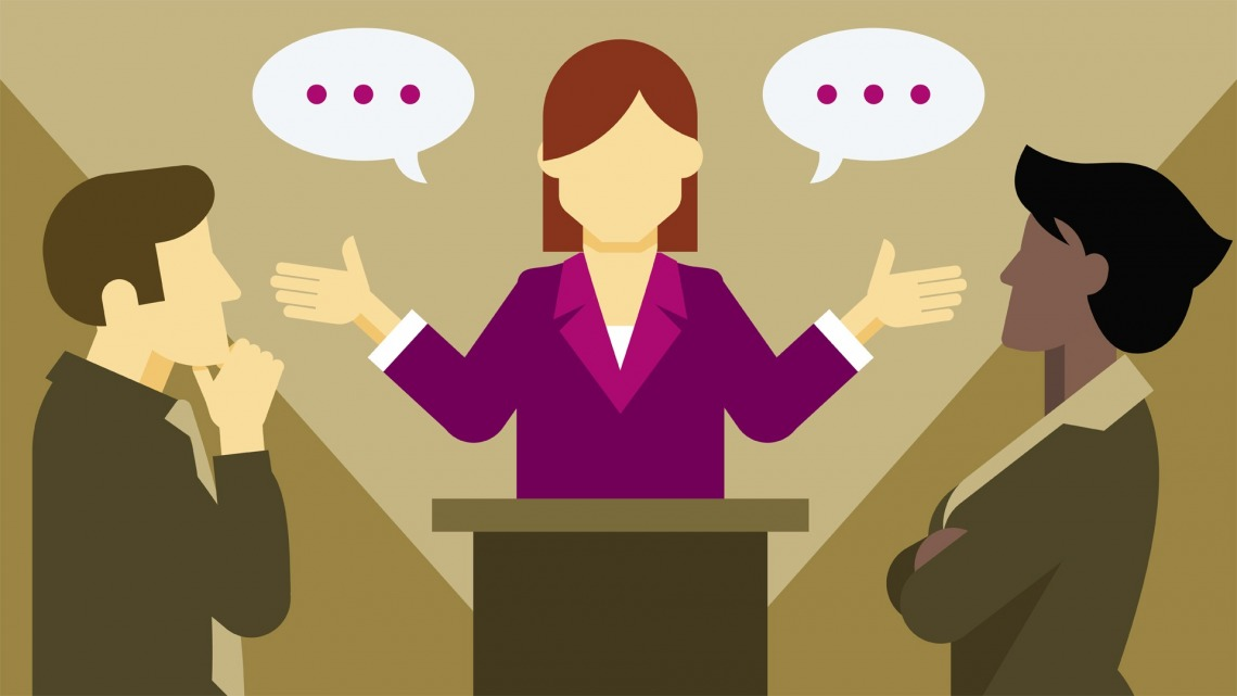 The Art of Persuasion and Impression